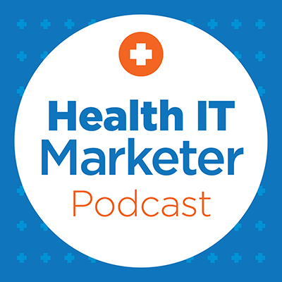 Health IT Marketer Podcast logo