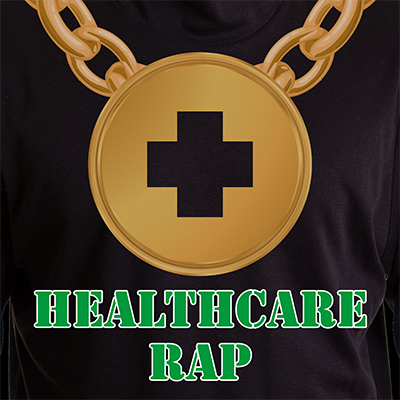 Healthcare Rap Podcast logo